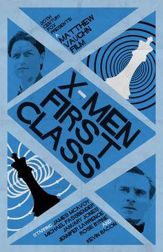 Alterna-Poster: X-Men First Class