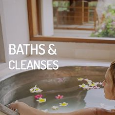 Baths and Cleanses - WeMystic