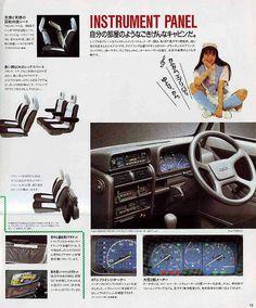 Daihatsu Hijet Atrai Japan Brochure 1989 | por darshan67