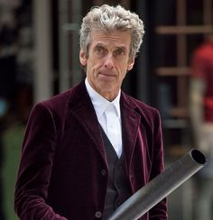 It's that time again! That's right! It's marvel at the wonders of Peter Capaldi day! Let's start off with his face. What a wonder that is. Whether he's clean shaven in glasses or scruffy in glasses,...