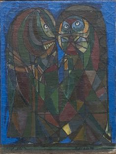 Asger Jorn: without title.