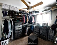 Closet Walking Closet Design, Pictures, Remodel, Decor and Ideas - page 57