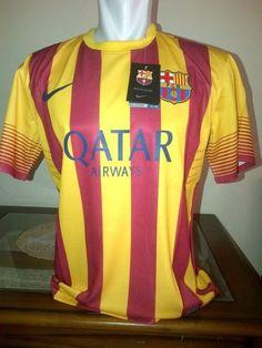 Jual Jersey Barcelona Away 2014 Grade Original