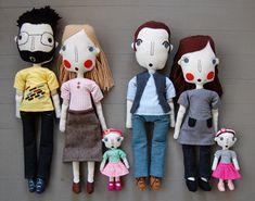 Handmade Soft Toys, Handmade Dolls, Baby Staff, Textiles, Diy Doll, Fabric Dolls, Softies, Doll Toys, Girl Dolls