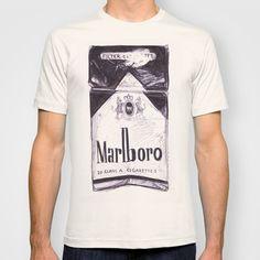 Marlboro T-shirt by Alicia Evans - $22.00