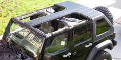 Wild Boar= badass jeep tops