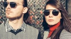 BLACK METAL AVIATOR SUNGLASSES - MediainTv Couple Goals Teenagers Pictures, Round Metal Glasses, High Cheekbones, Oval Face Shapes, Top Sunglasses, How To Clean Metal, Skin Rash, Jawline, Mens Glasses