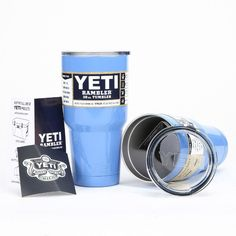 YETI Tumbler Rambler Cups 30 OZ Double Stainless Steel Tumbler Tea Cups And Mugs Yeti Cup Cooler 20 OZ Pink Travel Mug Coffee