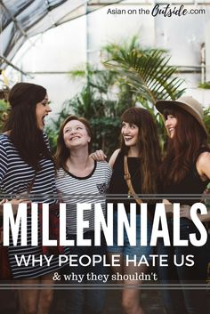 Millennials or generation Y have been in the hot seat lately. There seen to be many reasons why people hate millennials, but the most common one I hear is that we are entitled. This article is in defense of Millennials and generation Y.