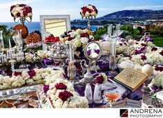 ANDRENA PHOTOGRAPHY - Persian Wedding Photographer Orange County: A beautiful component of any Persian wedding is the…
