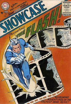 Quicksilver by John Buscema
