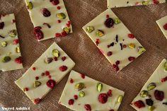 CHOCOLATINAS BLANCAS | Sweet Addict