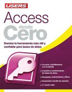 Users access desde cero Coleccion Revistas Usser