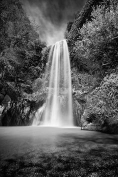 Lady Waterfall by indiopix  on 500px