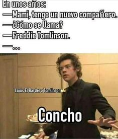 Hahaha Don't suck wey :v 0ne Direction, Four One Direction, One Direction Jokes, Larry Stylinson, Louis And Eleanor, Foto One, Larry Shippers, Liam Payne, Louis Tomlinson