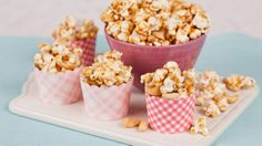 Caramel Popcorn - salted with chocolate