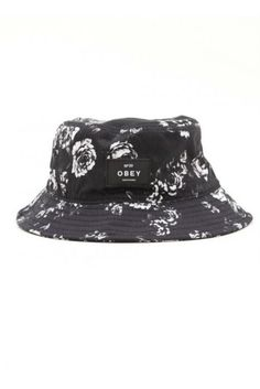 OBEY Rosecrans Bucket Hat