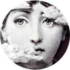 FORNASETTI T wall plate
