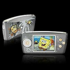 Spongebob Media Player 1G Silv by Memorex. $45.00. Take your tunes with you wherever you go with this SpongeBob SquarePants(tm) Fusion(tm) Music Player! Enjoy pre-loaded JAVA games and your favorite shows on-the-go! The SD/MMC card slot allows immediate play of pre-recorded music cards and expands internal memory. For more information on Npower products, you can visit their site at www.nick.com/npower.