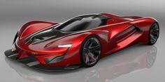 2035 - Concept SRT Tomahawk Vision Gran Turismo  2,590 HP 400 mph!!