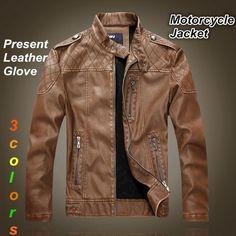 Creative New 2018 Winter Pu Leather Jacket Men Thick Warm Motorcycle Jackets Jaqueta De Couro Masculino Men Casual Coat Fleece Overcoat Lustrous Jackets