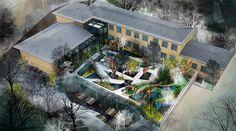 "Popatrz na mój projekt w @Behance: ""Wood Centre in Białowieża - Adaptation of Old School"" https://www.behance.net/gallery/60980681/Wood-Centre-in-Bialowieza-Adaptation-of-Old-School"