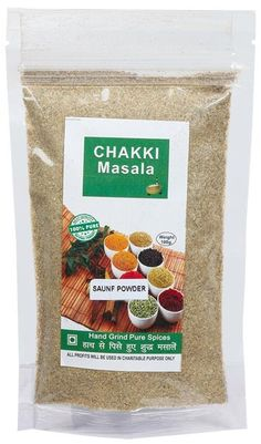 Buy hand ground Saunf powder online at ChakkiMasala.com. We offer hand-cleaned and hand-ground natural spices that add an ultimate taste to any recipe.