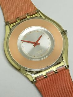Skin Swatch Watch Canaille SFO100 by ThatIsSoFunny on Etsy