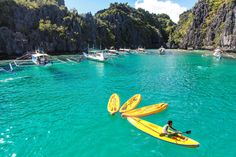 Small Lagoon. El Nido. Palawan Philippines by barwinskimariusz on 500px