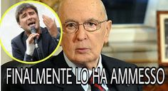 NOTIZIE IN MOVIMENTO: FINALMENTE LO HA AMMESSO ! L'UNICA SPERANZA E' IL ...