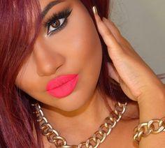 Anastasia Beverly Hills carina lipstick