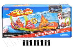 "Автотрек ""Max speed"" http://kidtoys.com.ua/ua/nas8814avtotrek-max-speed"