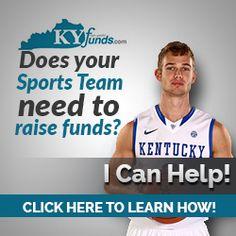 Jarrod Polson can help your organization raise funds!  www.KYNonProfitFunds.com