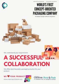 We understand your requirements. We made Packaging with love and passion. Packaging World, Packaging Company, Print Packaging, Consumer Behaviour, Packaging Solutions, Customer Experience, Understanding Yourself, Collaboration, Insight