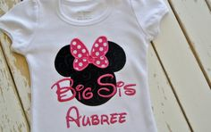 Hey, I found this really awesome Etsy listing at https://www.etsy.com/listing/203064515/big-sis-applique-shirt-big-sister