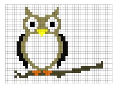 charts animal Intarsia and fair isle knitting charts on picasa web albu - Knitting Ideas Intarsia Knitting, Knitting Charts, Knitting Stitches, Knitting Patterns, Cross Stitch Owl, Cross Stitch Charts, Cross Stitching, Cross Stitch Embroidery, Pixel Crochet
