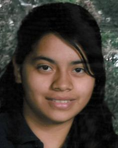 "JENNIFER GOMEZ   Case Type: Non Family Abduction DOB: Jul 30, 1995   Missing Date: Mar 3, 2012 Sex: Female   Age Now: 16 Height:  5'6"" (168 cm)   Missing City: SAN BERNARDINO Weight:  120 lbs (54 kg)   Missing State :  CA Hair Color: Brown   Missing Country: United States Eye Color: Brown   Case Number: NCMC1190126    Circumstances: Jennifer may be in the company of an adult male. They may have traveled to Mexico."