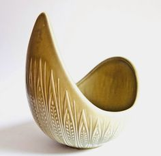 A FABULOUS asymmetrical Rialto bowl by Rorstrand Sweden