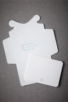 To My Groom Card in SHOP Décor Stationery at BHLDN