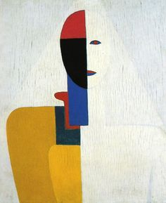 Kazimir Malevich, Woman Torso. El Lissitzky was participant of the Suprematist movement. When he exhibited in Berlin in 1923 at the Hanover and Dresden showrooms of Non-Objective Art. During esta trip to the West, El Lissitzky was in close contact With Theo van Doesburg, forming a bridge Between Suprematism and De Stijl and the Bauhaus.