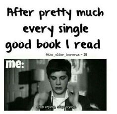 Every time. **perks of being a wallflower**