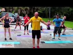 Get Fit Fast Boot Camp #2 - YouTube