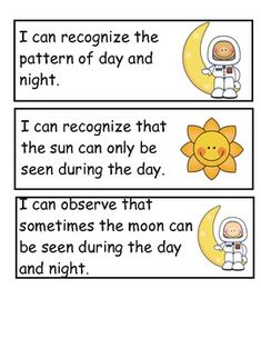 "Kindergarten Science Florida Standards in ""I Can"" Language"