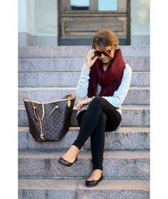 Mariannan- My fav fashion blogger.