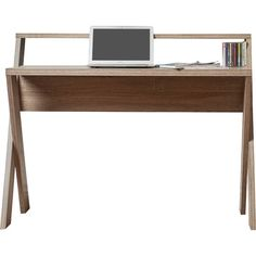 FREE SHIPPING! Shop AllModern for Hokku Designs Carmelo Writing Desk - Great Deals on all  products with the best selection to choose from!