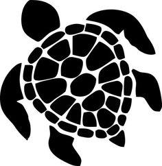 turtle art | Sea Turtle Vinyl Sticker 5, stickers for gals decals, girls stickers ...