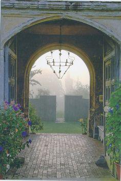 Sissinghurst Gardens, Kent England
