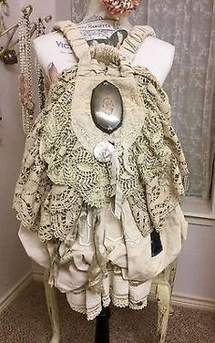 Magnolia Pearl lace backpack