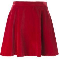 Love Moschino A-line velvet skirt (2.545.220 VND) ❤ liked on Polyvore featuring skirts, bottoms, moschino, faldas, red, straight skirts, high waisted ruffle skirt, a-line skirt, red velvet skirts and velvet skirt