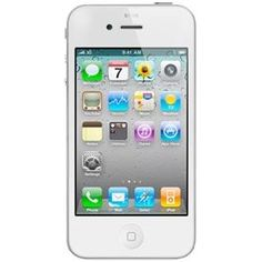 Apple iPhone 4 8GB White No Contract Sprint Cell « Store Break